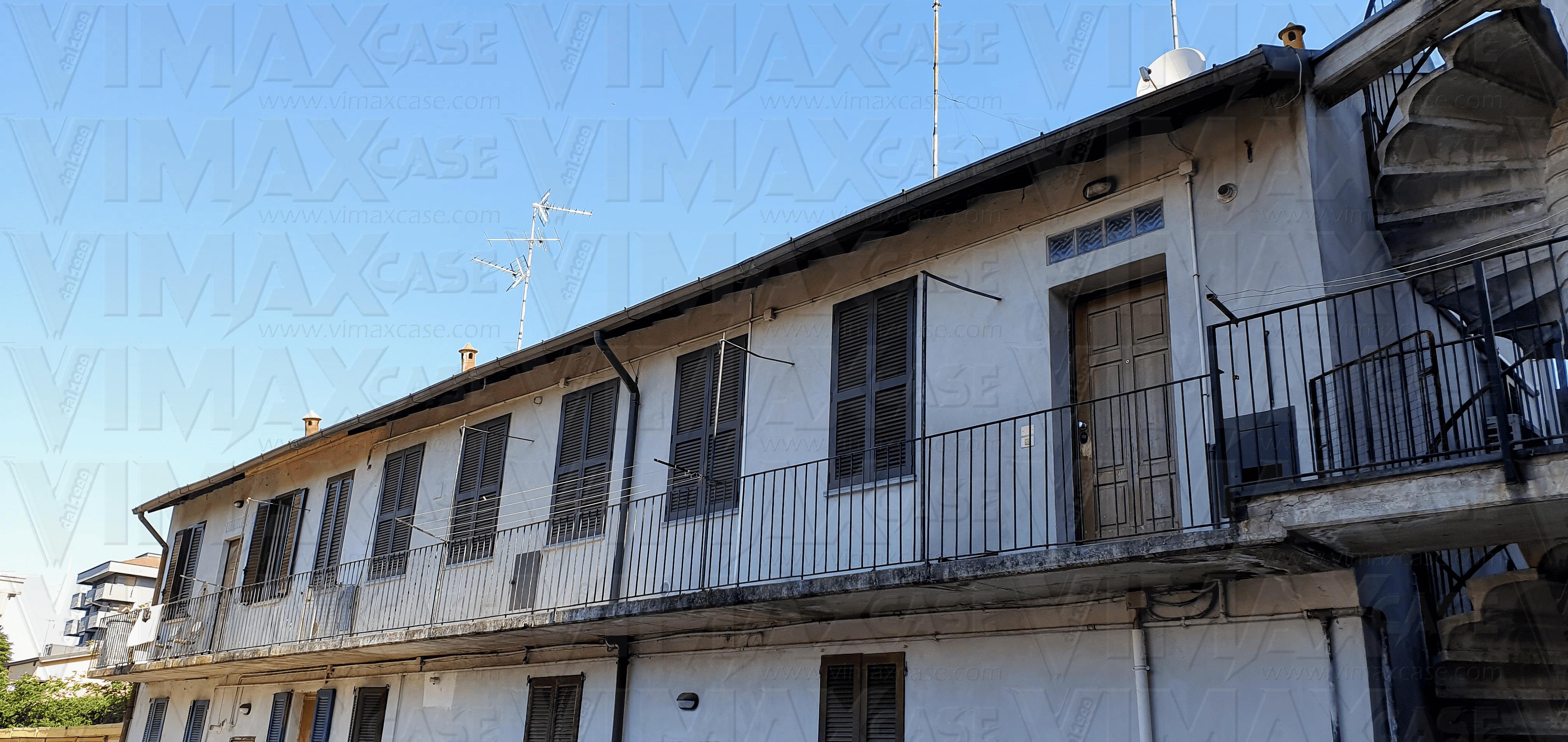 Vendita Trilocale Brugherio viale della Vittoria, San Damiano.