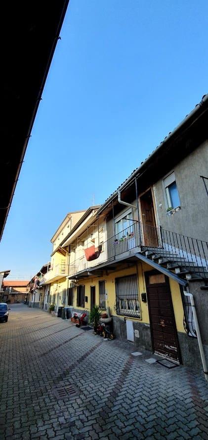 Vendita appartamento Brugherio, con rustico zona Torazza – rif. 106
