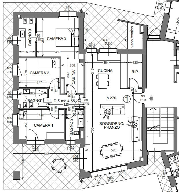 Brugherio – Appartamento con giardino – Nuova Costruzione classe A++