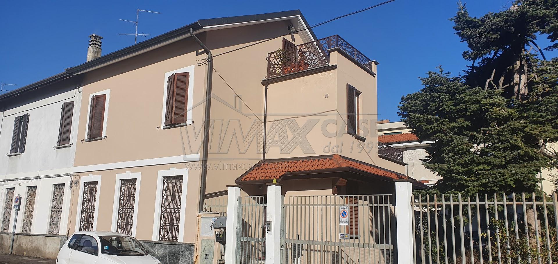 Brugherio – Romantica casa semindipendente – Ristrutturata nel 2019